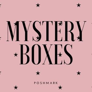 Other - $30 mystery boxes✨